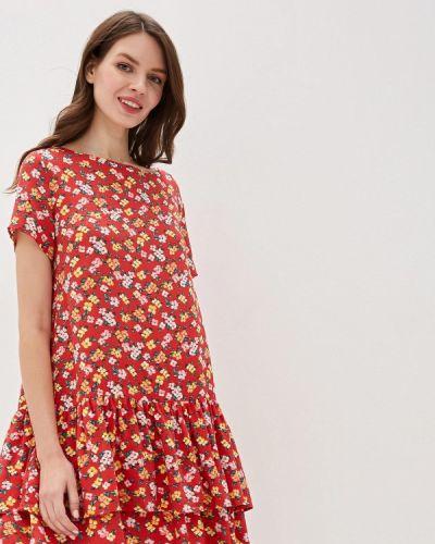 Платье прямое осеннее Top Secret