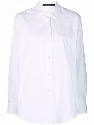 Длинная рубашка - белая Sofie D'hoore
