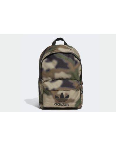 Klasyczny plecak materiałowy Adidas