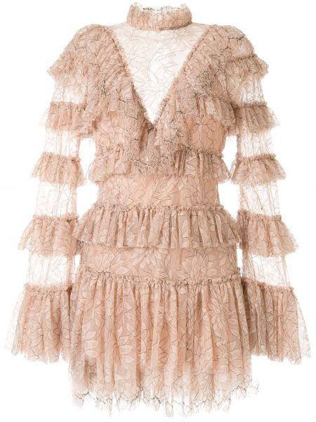 Платье с воротником длинное Alice Mccall