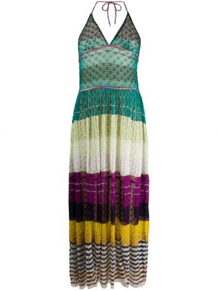 Платье с рукавами длинное Missoni