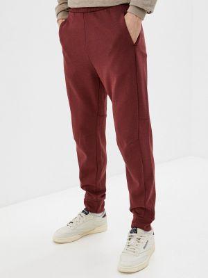 Бордовые спортивные брюки Mark Formelle
