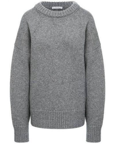 Кашемировый свитер - серый The Row
