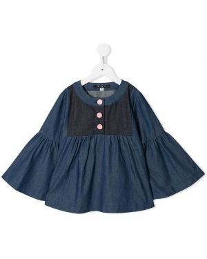 Расклешенная блузка Owa Yurika