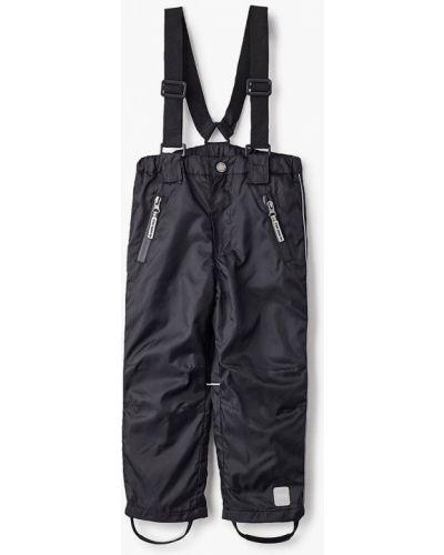 Утепленные черные брюки Sela