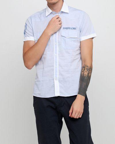 Рубашка - синяя Cipo & Baxx