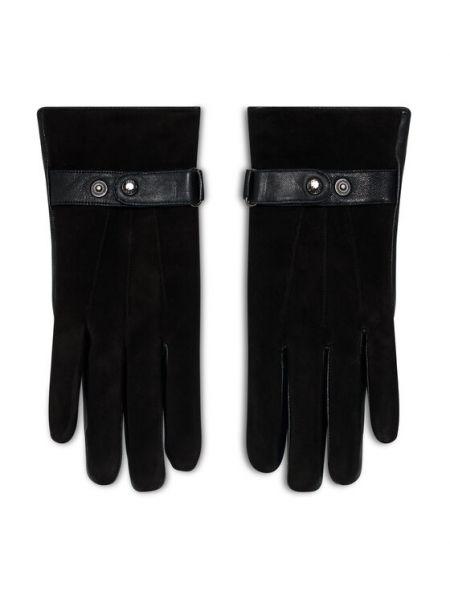 Rękawiczki - czarne Joop!