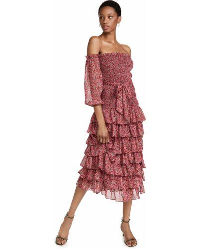Платье с поясом Likely