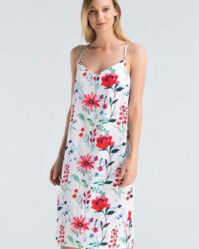 Платье миди весеннее Grass