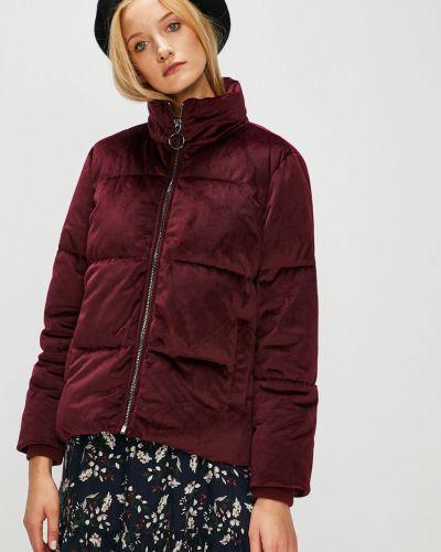 Утепленная куртка с карманами фиолетовый Medicine