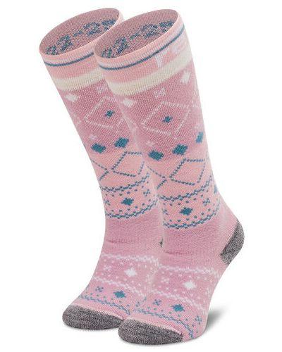 Skarpety - różowe Reima