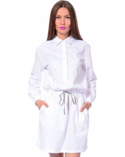 Белое платье Marina Yachting