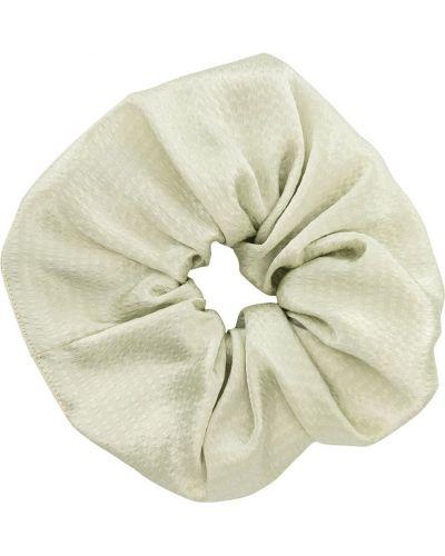Зеленая резинка для волос на резинке Jennifer Behr