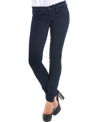 Синие джинсы Gas