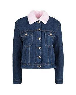 Джинсовая куртка синий Gcds