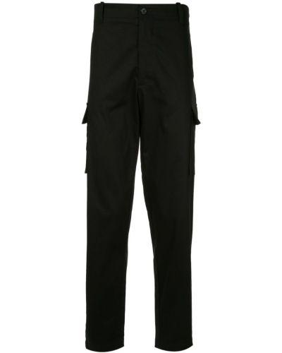 Свободные черные брюки Zambesi