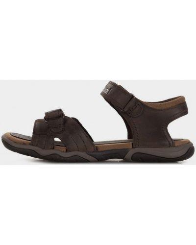 Кожаные сандалии - коричневые Timberland