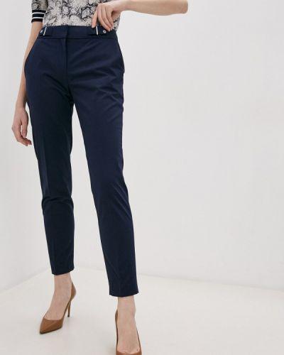 Синие классические брюки Hugo