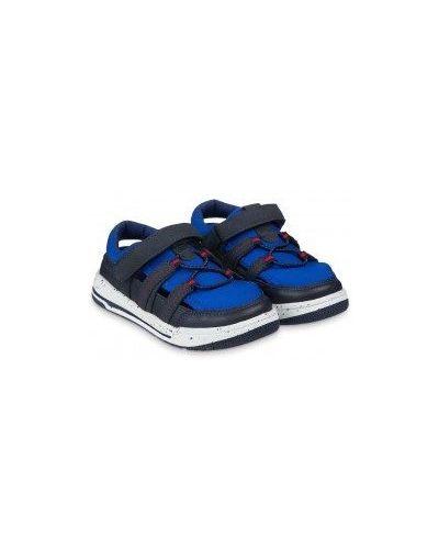 Синие кроссовки на шнуровке Mothercare