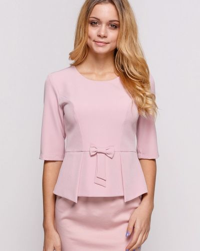 Блузка - розовая Zubrytskaya