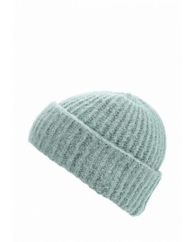 Бирюзовая шапка бини Topshop
