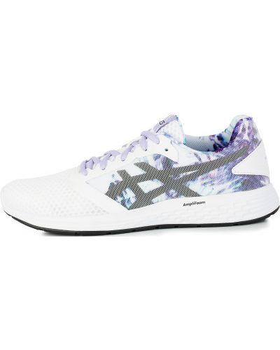 Кроссовки на шнуровке мембранные Asics
