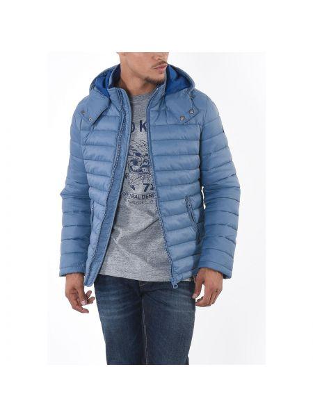 Куртка с капюшоном демисезонная укороченная Kaporal 5