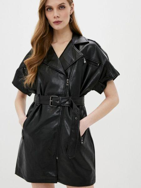 Платье - черное Softy
