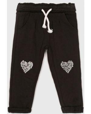 Серые брюки на резинке Blukids
