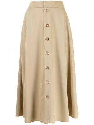 Spódnica wełniana Ralph Lauren Collection