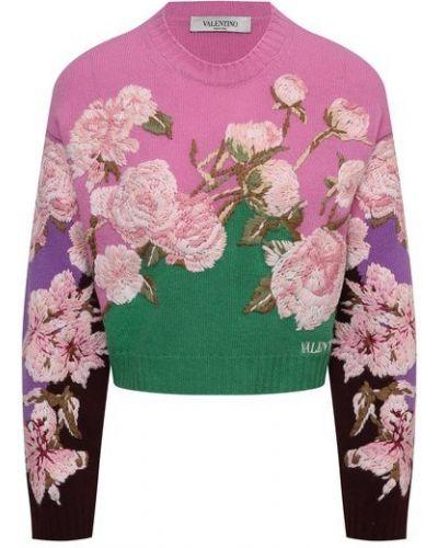 Шерстяной свитер Valentino