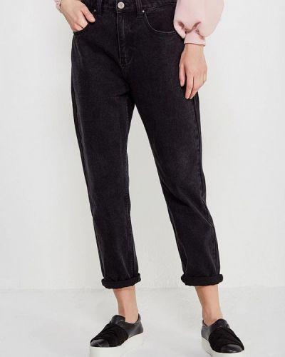Прямые джинсы с высокой посадкой Lost Ink.