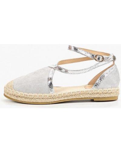 Эспадрильи серебряный Ws Shoes