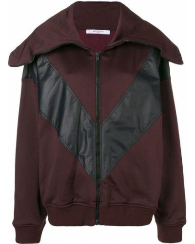 Długa kurtka miejska bawełniana z długimi rękawami Givenchy