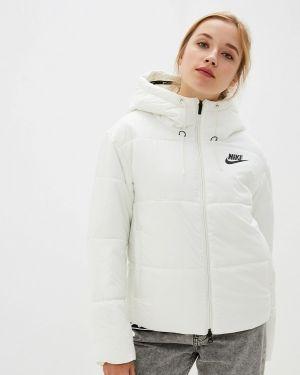 Зимняя куртка утепленная осенняя Nike