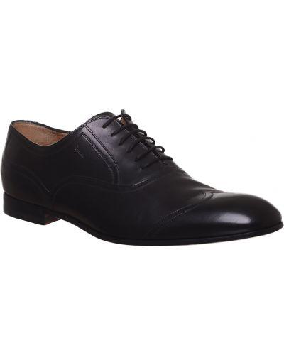 Туфли черные Gucci