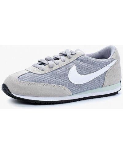 Кроссовки замшевые нейлоновые Nike