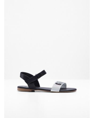 Белые сандалии Bonprix