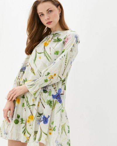 Повседневное платье - зеленое Bulmer