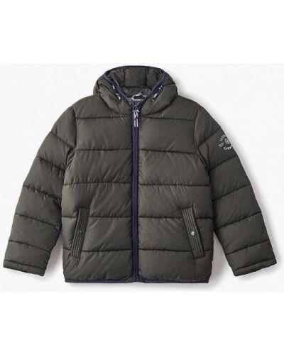 Куртка теплая зеленый Tom Tailor
