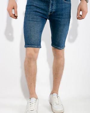 Повседневные прямые шорты с поясом Time Of Style