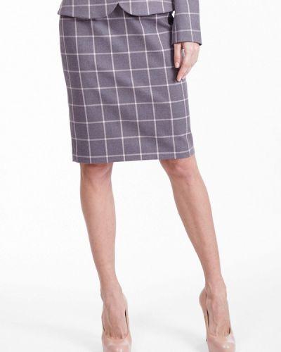 Серая юбка Vladi Collection