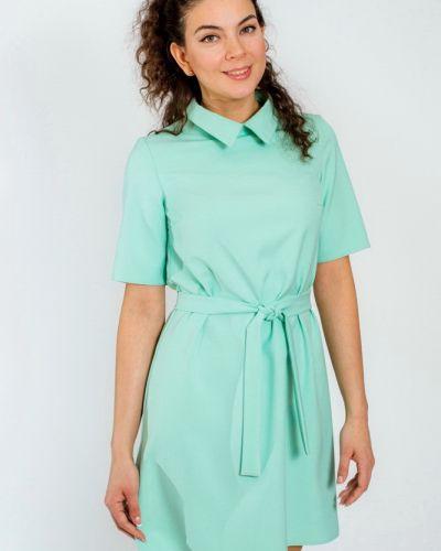 Платье мини повседневное классическое Belirini