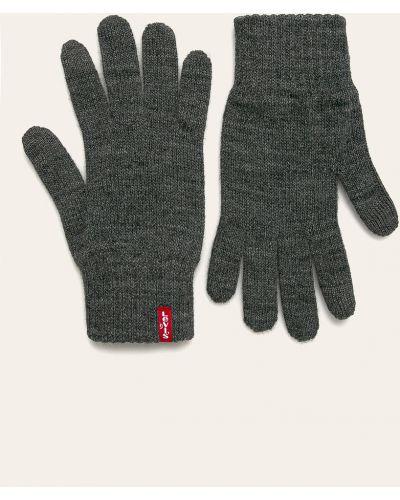 Перчатки акриловые серые Levi's®
