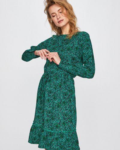Платье мини расклешенное с оборками Jacqueline De Yong