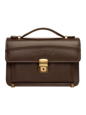 Коричневая сумка Lakestone