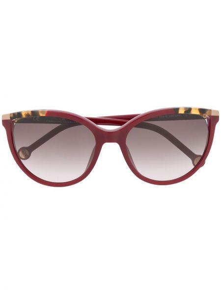 Прямые муслиновые солнцезащитные очки Ch Carolina Herrera