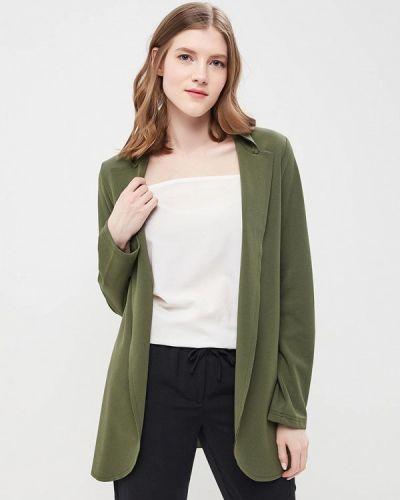 Пиджак итальянский зеленый Perfect J