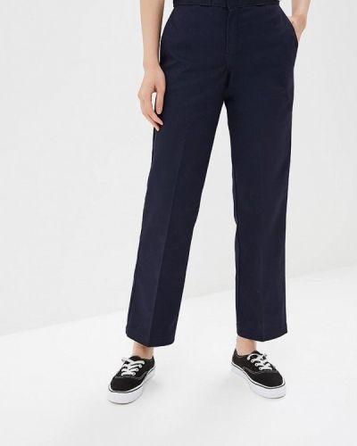 Синие брюки Dickies