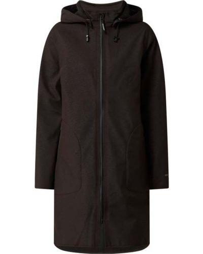 Płaszcz przeciwdeszczowy - czarny Ilse Jacobsen